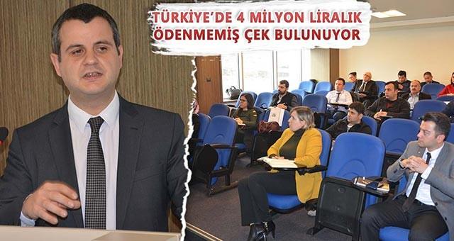 TÜRKİYE'DE ÇEK KULLANIMI