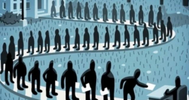 İşsiz sayısı 4 milyon 202 bin kişi oldu