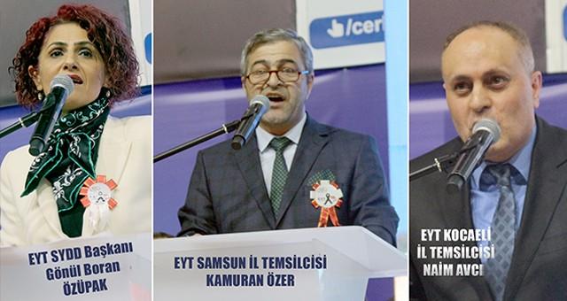 """""""ERKEN EMEKLİLİK DEĞİL, GASP EDİLMİŞ HAKLARIMIZI İSTİYORUZ''"""