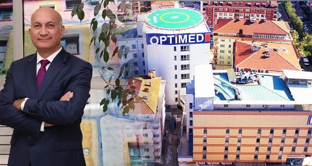 """OPTİMED HASTANESİ GENEL MÜDÜRÜ ARSLAN: """"SİZİN İÇİN YENİLENDİK!"""""""