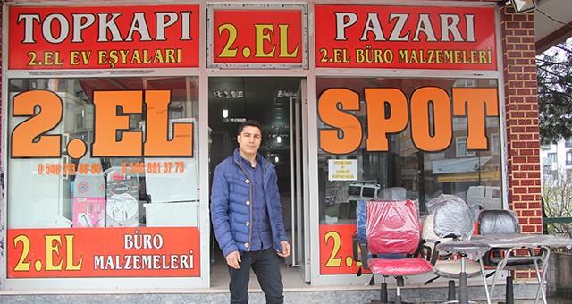 ÇERKEZKÖY'ÜN TOPKAPI PAZARI'NDA YOK YOK!
