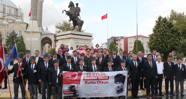"""""""VATANIMIZ VARSA BUNU GAZİ VE ŞEHİTLERİMİZE BORÇLUYUZ"""""""