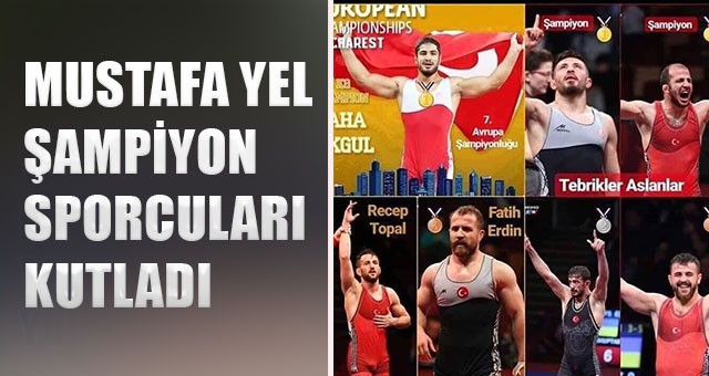 """""""BAŞARILARININ DEVAMINI DİLİYORUM"""""""