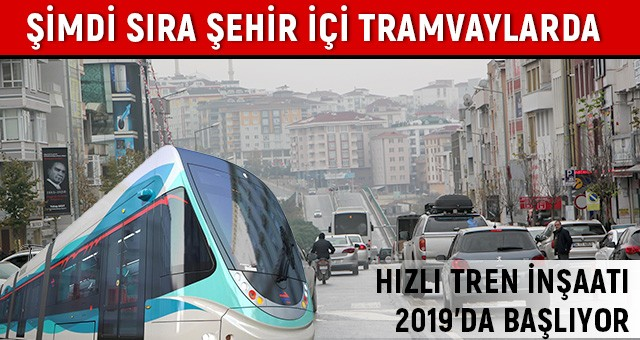 HAFİF RAYLI SİSTEM ÖNERİSİ