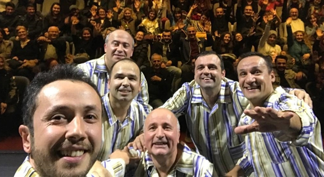 PİJAMALI ADAMLAR ÇERKEZKÖY'E GELİYOR