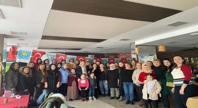 """ERSEÇKİN; """"İYİ PARTİ BAYRAĞI'NI ÇERKEZKÖY'DE DALGALANDIRACAĞIZ"""""""