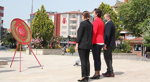 CHP'DEN 19 MAYIS ÇELENGİ