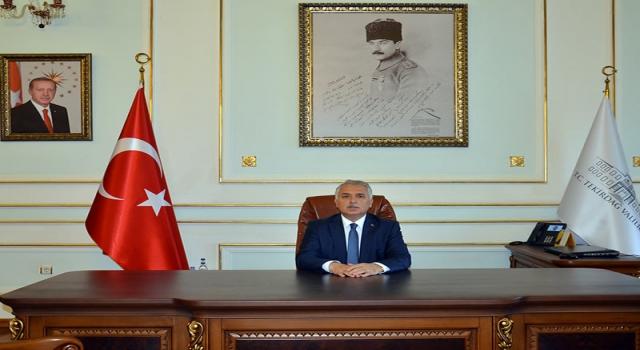 """""""TEKİRDAĞ'IN BÜYÜMESİNDE YEREL BASINIMIZIN ÖNEMLİ KATKILARI VARDIR"""""""