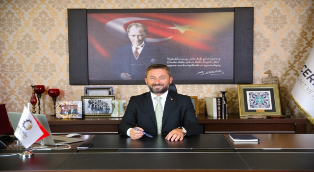 ÇERKEZKÖY TSO ÜYELERİ TÜRKİYE'YE DEĞER KATIYOR
