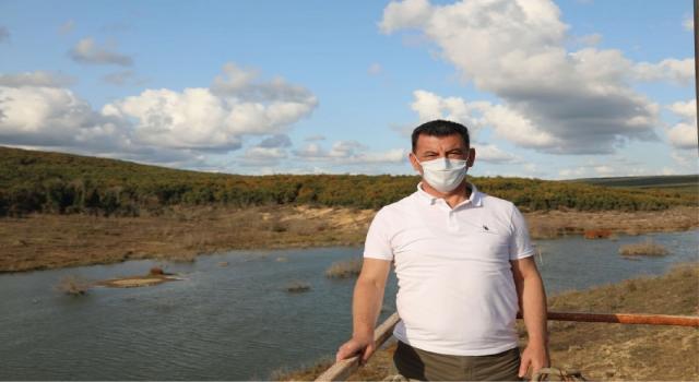 Başkan Çetin: Kapaklımıza Kaliteli Suyu Getireceğiz