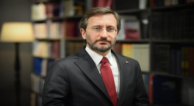 """""""GAZETECİLER, 'HAKİKATIN TEMSİLCİSİ' OLARAK GÖREV YAPMAKTADIR"""""""