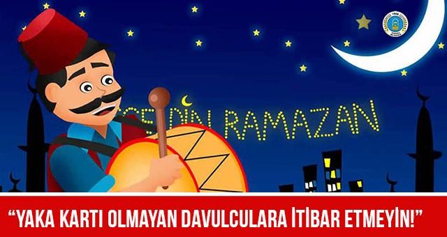KAPAKLI BELEDİYESİ UYARDI!