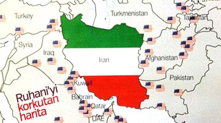 İran'ı kıskaca alan ABD üsleri