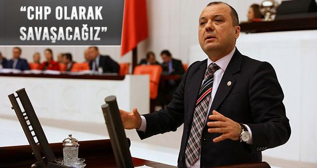 """""""TRAKYA'NIN DAHA FAZLA KANSERLEŞMESİNE İZİN VERMEYECEĞİZ"""""""