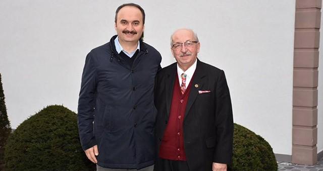 ALBAYRAK'TAN EDİRNEVALİSİNE ZİYARET