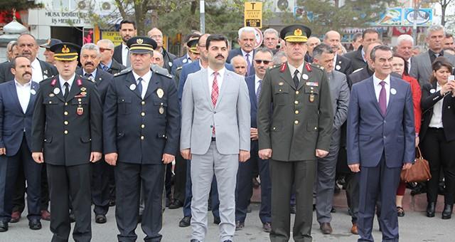 POLİS TEŞKİLATI'NIN 174'ÜNCÜ YAŞI COŞKUYLA KUTLANDI
