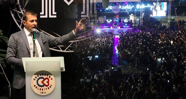 KÜLTÜR SANAT FESTİVALİ'NDE COŞKU TAVAN YAPTI