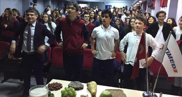 OPTİMED'TEN 'SAĞLIKLI BESLENME' EĞİTİMLERİ