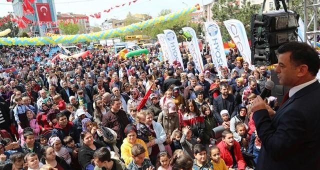 """MUSTAFA ÇETİN: """"1 MAYIS BİRLİK VE BERABERLİĞİN GÜNÜ OLMALIDIR"""""""