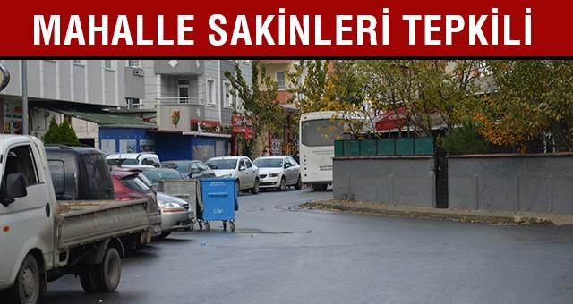 """""""KENDİ SOKAĞIMIZDAN GEÇEMİYORUZ"""""""