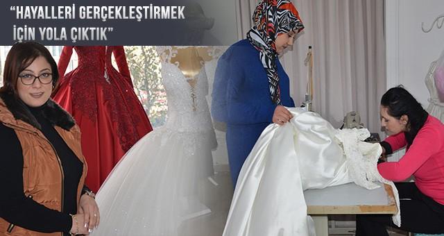 """SİZ HAYAL EDİN BİZ DİKELİM"""