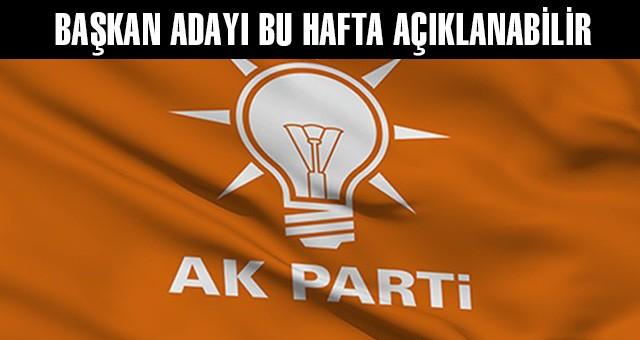 AK PARTİ'DE DENGELER DEĞİŞTİ