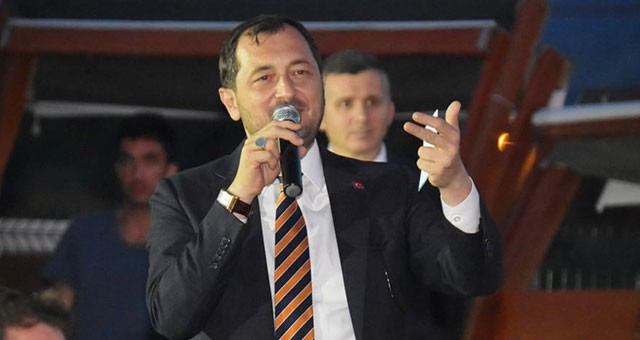 """YÜKSEL: """"ESNAFA 10 MİLYON LİRA BORÇ ÖDEDİK"""""""