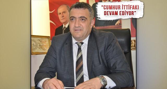 """""""ÇERKEZKÖY'ÜN BÜTÇESİ DOĞRU KULLANILMIYOR"""""""