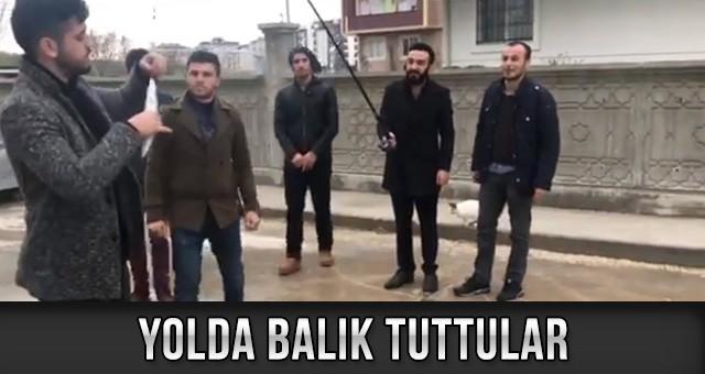 YOLDA BALIK TUTTULAR