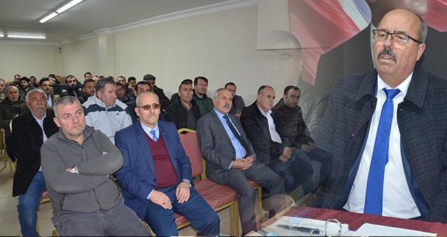 ÇERKEZKÖY'DE BİRLEŞME TOPLANTILARININ 3'ÜNCÜSÜ YAPILDI
