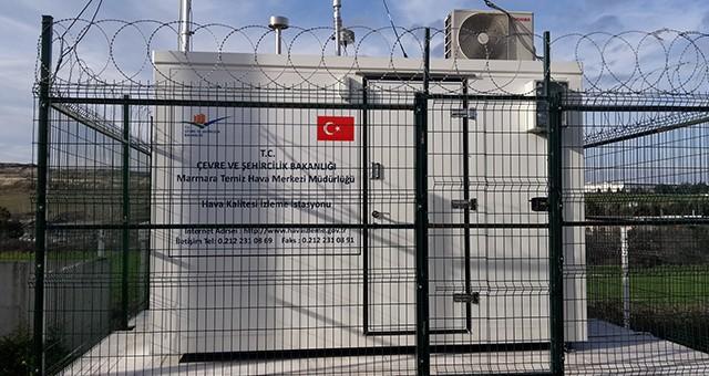 """""""ÇERKEZKÖY'DE 341 GÜN TEMİZ HAVA, 16 GÜN KİRLİ HAVA VAR"""""""