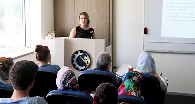 GİRİŞİMCİLİK EĞİTİMLERİ ÇERKEZKÖY TSO'DA BAŞLIYOR