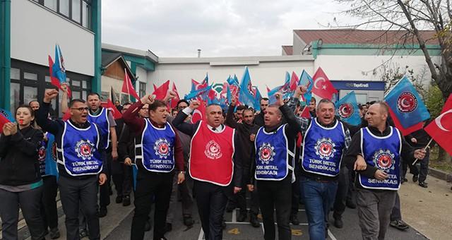 MESS'E KARŞI EYLEM SÜRECİ RESMEN BAŞLADI