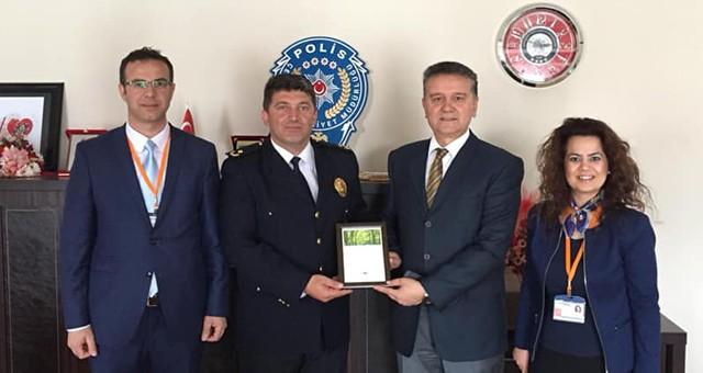 OPTİMED, POLİSLERİ UNUTMADI