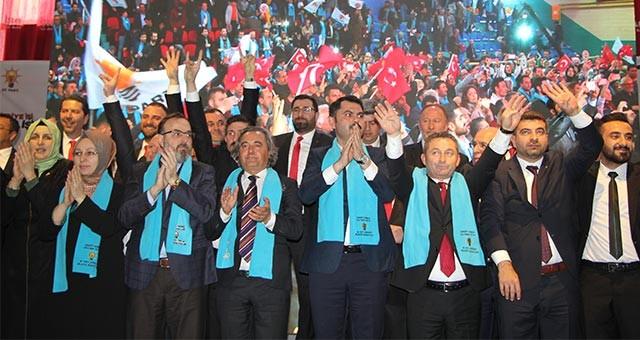 BAKAN KURUM'DAN ÇERKEZKÖY'E KONUT MÜJDESİ