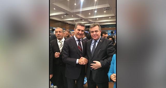 MUSTAFA SARIGÜL'Ü ÇERKEZKÖY'E DAVET ETTİ