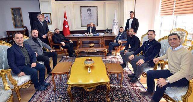 VALİ YILDIRIM'DAN 'ZİYARET KABULÜ' MESAİSİ