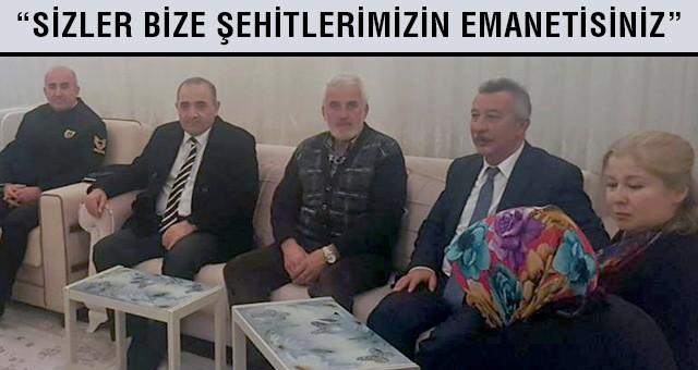 """""""DEVLETİMİZİN KAPISI SİZLERE HER DAİM AÇIK"""""""