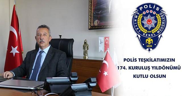 """""""TÜRK POLİS TEŞKİLATI KÖKLÜ KURUMLARDAN BİRİDİR"""""""