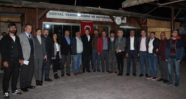 """""""SORUNLARIMIZI BİRLİKTE ÇÖZECEĞİZ"""""""