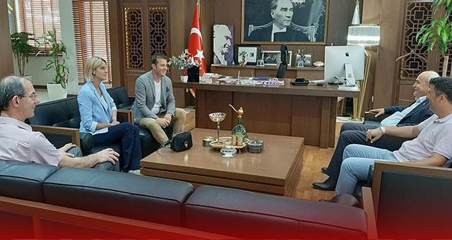 MİLLETVEKİLİ KAPLAN'DAN AKAY'A ZİYARET