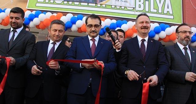 """""""300 BİN HANEYE 10 YIL YETECEK DOĞALGAZ BULDUK"""""""