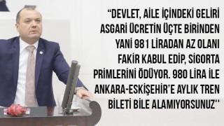 """""""SGK YASASI'NDAKİ YOKSULLUK TANIMI DEĞİŞMELİ"""""""