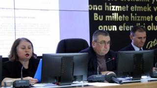 ŞUBAT AYI MECLİS TOPLANTILARI TAMAMLANDI