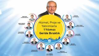"""ALBAYRAK: """"HALKIMIZA ÇOK TEŞEKKÜR EDİYORUM"""""""