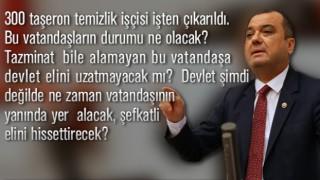 """AYGUN: """"VATANDAŞ HEM KOVİD-19 VİRÜSÜ İLE HEM DE İŞSİZLİK VİRÜSÜ İLE SAVAŞAMAZ!"""""""
