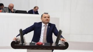 """AYGUN: """"MAZOT VE GÜBRE DESTEĞİ, ÇAY-FINDIK DESTEĞİNDEN BİLE VERGİ ALINIYOR"""""""