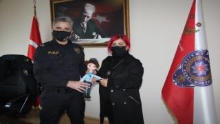 TSD'DEN POLİS HAFTASI ZİYARETİ