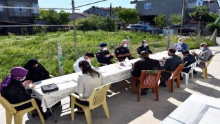 VALİ YILDIRIM'DAN ŞEHİT AİLESİNE ANLAMLI ZİYARET