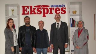ÖZEL TRAKYA DENT'TEN GAZETEMİZE ZİYARET